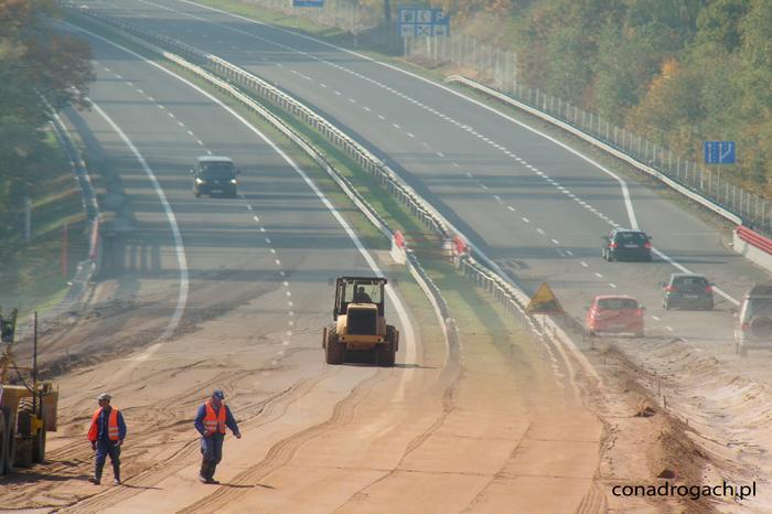 Droga S17 coraz bliżej Warszawy