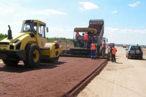 Postęp prac na A1 Stryków - Tuszyn