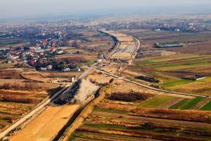 Trwają prace na budowach autostrad A1 i A4