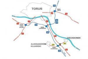 Zmiany wokół autostrady A1
