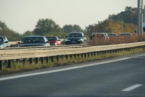 A4 - węzeł Jarosław Zachód udostępniony kierowcom