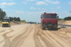 Jest decyzja środowiskowa dla drogi S61