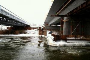 Łódzkie: Powstaje nowy most na DW481