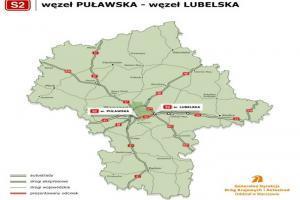 S2: Olbrzymie zainteresowanie budową Południowej Obwodnicy Warszawy