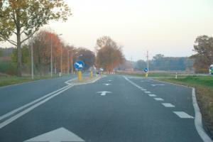 DW598: Nowa droga z Jarot do obwodnicy Olsztyna