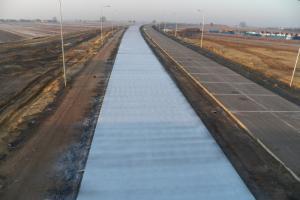Łódzkie: 20 km drogi S8 już w kwietniu