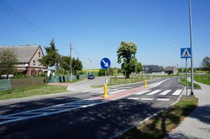 Remont drogi wojewódzkiej nr 177 w Mirosławcu