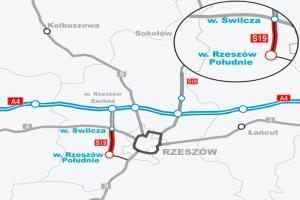 Eurovia i Warbud budują S18 Świlcza - Rzeszów Płd.