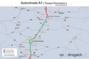 Ogromne zainteresowanie budową autostrady A1 Rząsawa - Pyrzowice