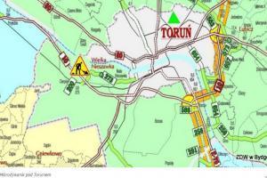 Wkrótce remont DW273 pod Toruniem