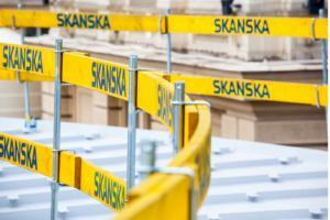 Skanska realizuje prace na DK16 Biskupiec – Borki Wielkie