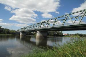 DW124: Most graniczny w Osinowie Dolnym przyjmie ruch do 7,5 t
