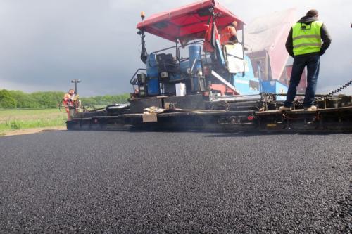 Mazowieckie: Rozpoczyna się remont DK12 w Zwoleniu
