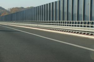 Prace gwarancyjne na autostradzie A2 Grodzisk Maz. - Pruszków