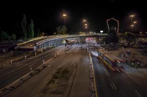 STRABAG: We wrześniu przekażemy pięć estakad Trasy Łazienkowskiej