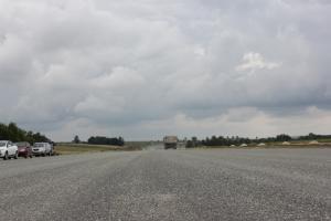 75% zaawansowania robót na A4 Tarnów - Dębica