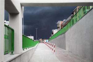 Tunel w podwarszawskich Ząbkach gotowy