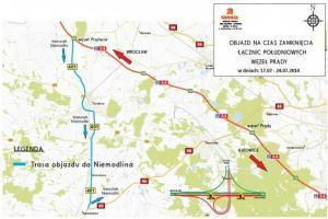 Kolejny etap remontu opolskiej autostrady A4
