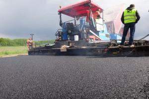 Cały odcinek autostrady A1 Stryków – Tuszyn w budowie