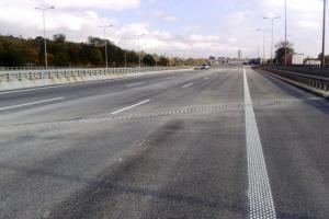 Most nad Kłodnicą w ciągu ślaskiej A4 przejezdny