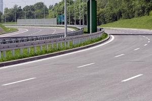 Drogowa Trasa Średnicowa łączy się z autostradą A1