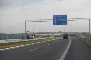 Kierowcy dojadą już autostradą A4 do Rzeszowa