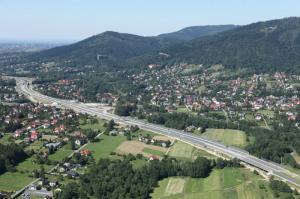 Ekspresowa S69 od Bielska-Białej do Buczkowic otwarta!