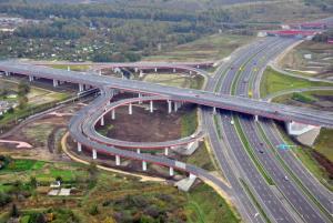 Autostrada A1 połączona z Drogową Trasą Średnicową