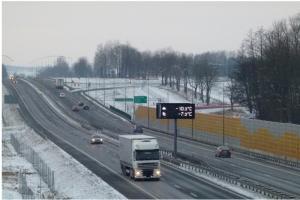 120 km/h na drodze S8 Jeżewo – Białystok