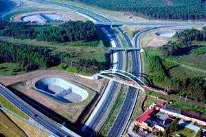 Rok 2014 przyniósł autostradę A1 w kujawsko-pomorskim