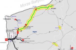 Zachodniopomorskie: 170 km dróg ekspresowych w przetargu