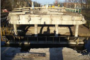 Modernizacja mostu w ciągu DW560 w Brodnicy