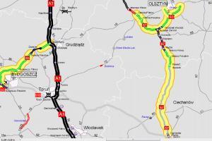 Strabag wybuduje odcinek S7 Nidzica - Napierki