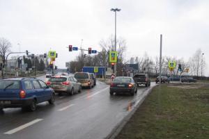Bezpieczniej na DK42 w Starachowicach