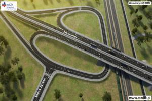 DK9: Strabag zajmie się budową nowych wiaduktów w Radomiu