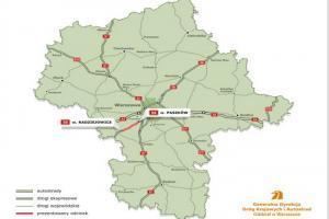 S8: Będzie ekspresowo na trasie Warszawa - Radziejowice