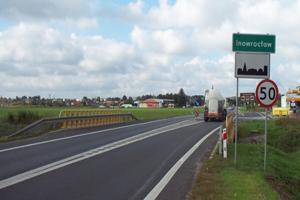 DK15/DK25: Startuje budowa obwodnicy Inowrocławia