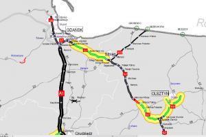 Ekspresowa droga S7 Gdańsk - Elbląg rusza z miejsca