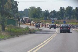 Dalszy ciąg przebudowy DW527. Czas na Kwietniewo – Rychliki