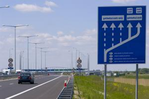 Opłaty za przejazd autostradą A2 Świecko - Poznań - Konin