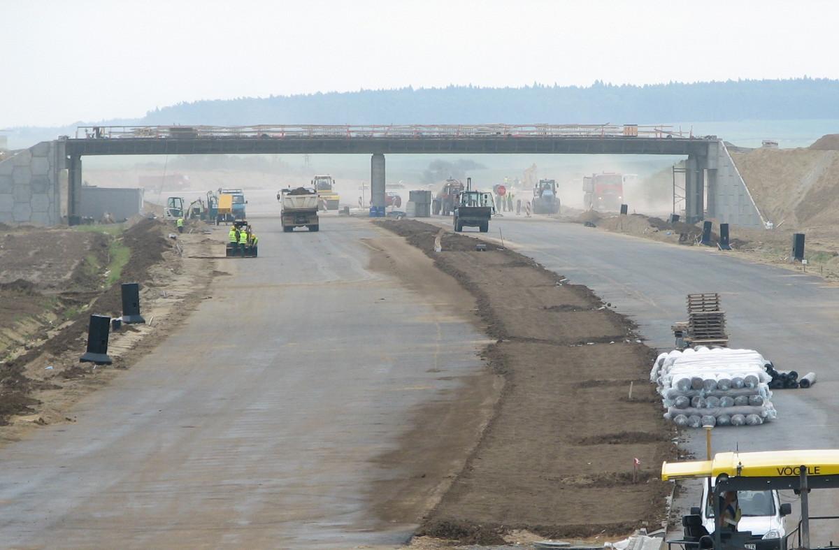 Budowa drogi S17: odcinek z Garwolina do lubelskiego czeka na wykonawcę