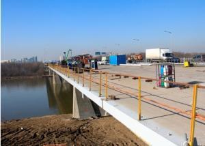 Budowa S8: Szerszy most Grota w Warszawie