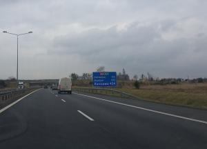 Opłaty za przejazd autostradą A4