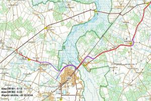 Powstanie nowa DW681 i DW682 Białystok - Łapy - Wysokie Mazowieckie