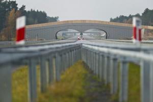 Dopiero w 2017 r. ruszy budowa trzeciego pasa na autostradowej obwodnicy Poznania