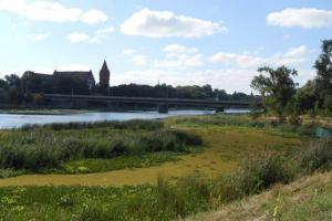 Drugi most na Nogacie udrożni ruch na DK22 i DK55 w Malborku
