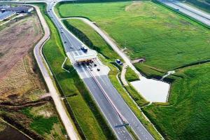 Na majówkę koncesyjnym odcinkiem autostrady A1