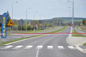Nowe kilometry obwodnicy Przemyśla już na mapie