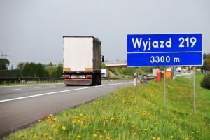 Nowe nazwy węzłów na opolskiej autostradzie A4