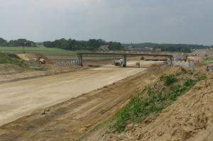 Budowa A1: Strabag wybrany do odcinka A1 Woźniki - Pyrzowice
